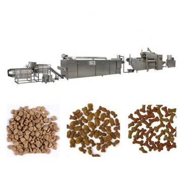 Feed Pellet Extruder Machine Complete Floating Fish Feed Production Line