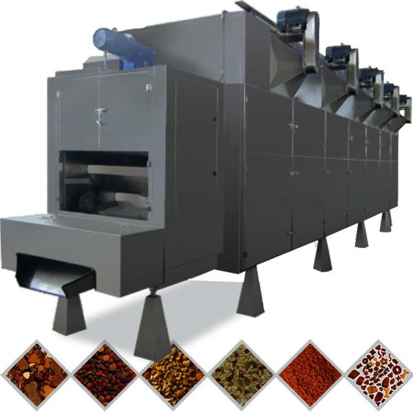 Floating Fish Feed Pellet Extruder Production Line Processing Plant