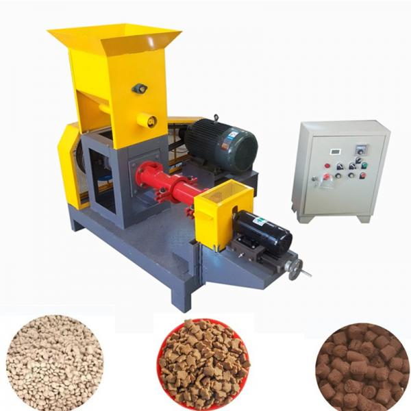 Small Animal Pet Food Processing Floating Fish Feed Machine for Sale