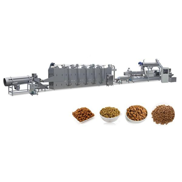 Complete 1~2t/H Animal Feed Pellet Production Line/Feed Mill Machine