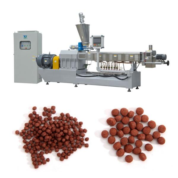 Poultry Dog Floating Fish Chicken Animal Feed Pellet Pet Food Making Machinery Price
